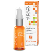 Andalou Turmeric + C Enlighten Serum - 32ml