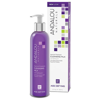 Andalou Apricot Probiotic Cleansing Milk Age Defying - 178ml