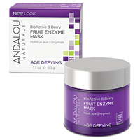 Andalou Bioactive Berry Fruit Enzyme Mask Age Defying - 50g