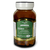 Natures Own Food State Euro Gold - 90 Tablets