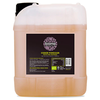 Biona Organic Cider Vinegar - With the Mother - 5 Litres