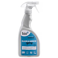 Bio D Glass & Mirror Cleaner Spray - 500ml