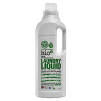 Bio D Laundry Liquid with Fresh Juniper - 1 Litre