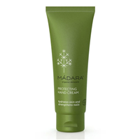 MADARA Organic Protecting Hand Cream - 75ml - Best before date is 31st December 2018