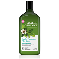 Avalon Scalp Treatment Tea Tree Conditioner - 312g