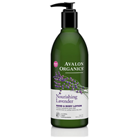 Avalon Nourishing Lavender Hand & Body Lotion - 340g
