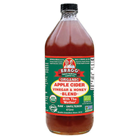 Bragg Organic Apple Cider Vinegar & Honey Blend - 473ml