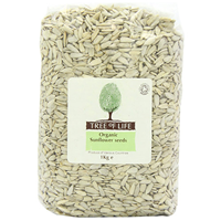 Tree of Life Organic Sunflower Seeds - 1kg