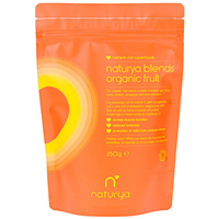 Naturya Organic Fruit Blend - 250g - Best before date is 30th April 2018