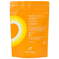 Naturya Organic Lucuma Powder - 300g - Best before date is 31st August 2019