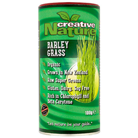 Creative Nature Organic Barley Grass Powder - 100g