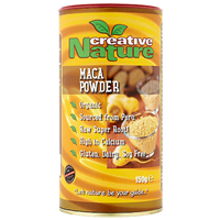 Creative Nature Organic Maca Powder - 150g