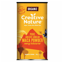 Creative Nature Organic Maca Powder - 300g