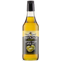 Meridian Organic Extra Virgin Olive Oil - 500ml - Best before date is 31st July 2018