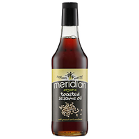 Meridian Organic Toasted Sesame Oil - 500ml
