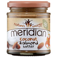 Meridian Coconut & Almond Butter - 170g