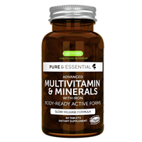 Igennus Advanced Multivitamin & Minerals - 60 Tablets
