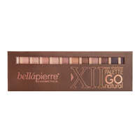Bellapierre Eye Shadow Palette - Go Natural