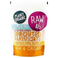 Planet Organic Sprouted Naked Oats - 300g