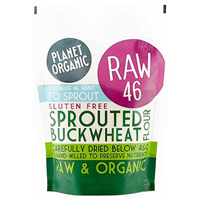Planet Organic Sprouted Buckwheat Flour - 400g