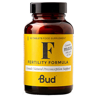 Bud Nutrition Female Fertility Formula - 60 Tablets