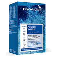Revive Active Antarctic Krill Oil - 60 Capsules