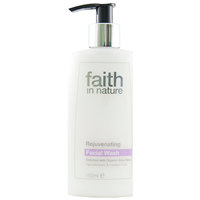 Faith in Nature Rejuvenating Facial Wash - 150ml