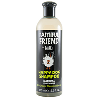 Faith in Nature Happy Dog Shampoo - Chamomile - 400ml