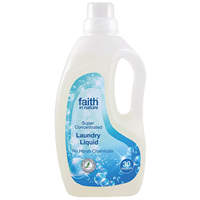 Faith in Nature Super Concentrated Laundry Liquid - 1L