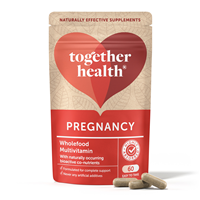 Together WholeVit Pregnancy - 60 Capsules