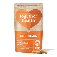Together WholeHerb Curcumin & Turmeric - 30 Vegicaps