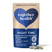 Together Night Time Marine Magnesium Complex - 60 Capsules