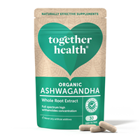 Together Ashwagandha - Full Spectrum Extract - 30 Vegicaps