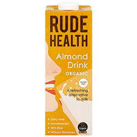 Rude Health Almond Drink - 1 Litre