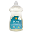 ECOS Fragrance Free Washing-Up Liquid - 750ml