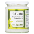 Fushi Organic Coconut Extra Virgin Oil - 300ml - Best before date is 28th June 2019