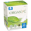 Organyc Folded Sanitary Pads with Wings (Moderate Flow) - 10 Pack