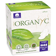 Organyc Sanitary Pads - Heavy Flow Night - 10 Pads