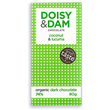 Doisy & Dam Coconut Organic Dark Chocolate - 80g Bar