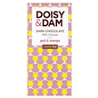 Doisy & Dam Goji Organic Dark Chocolate - 80g Bar