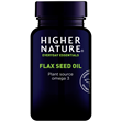 Flax Seed Oil - Plant Source Omega 3 - 180 Capsules