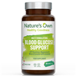 Natures Own Blood Glucose Support - 60 Vegicaps