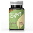 Natures Own Organic Curcumin Plus - 60 Vegicaps