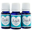 Natural Birthing Company Breastfeeding Oils - 3 x 10ml
