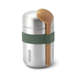 Black+Blum Food Flask Olive - 400ml