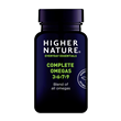 Higher Nature Complete Omegas 3-6-7-9 - 240 Capsules