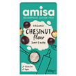 Amisa Organic Chestnut Flour - 350g - Best before date is 28th October 2018