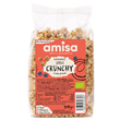 Amisa Organic Spelt - Crunchy - 375g - Best before date is 18th April 2018