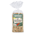 Amisa Organic Spelt Crispbread Cheese & Pumpkin - 200g - Best before date is 1st December 2020