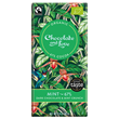Chocolate and Love Mint Organic Dark Chocolate - 80g Bar